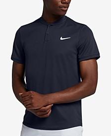 Men's Court Dry Blade-Collar Tennis Polo