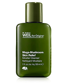 Receive a Dr Weil Micellar Cleanser, 30ml with any $45 Origins purchase