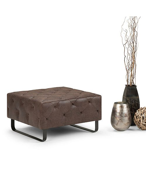 Simpli Home CLOSEOUT! Orla Table/Ottoman