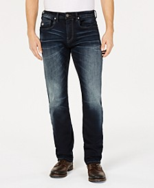 Men's Slim Fit Ash-X Stretch Jeans