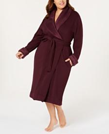 UGG® Duffield II Plus Size Wrap Robe