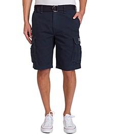 Men's Belted Survivor Cargo Short