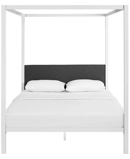 Modway Raina Queen Canopy Bed Frame