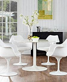 Lippa Dining Armchair Set of 4