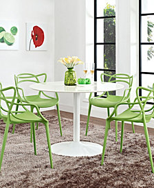 Entangled Dining Set  of 4