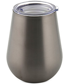Thirstystone Double Wall Stemless Wine Glass