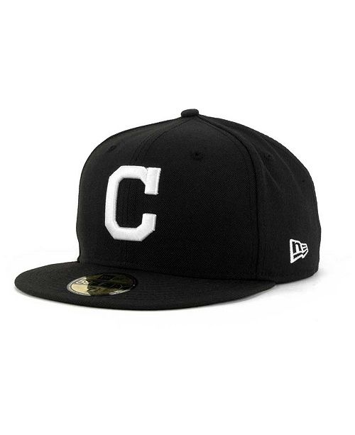 New Era Cleveland Indians B-Dub 59FIFTY Fitted Cap