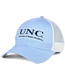 Game North Carolina Tar Heels Mesh Bar Snapback Cap