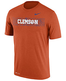 Nike Men's Clemson Tigers Legend Staff Sideline T-Shirt
