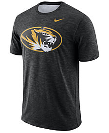 Nike Men's Missouri Tigers Dri-FIT Cotton Slub T-Shirt