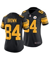 bbeaf819a Nike Women s Antonio Brown Pittsburgh Steelers Color Rush Legend Jersey