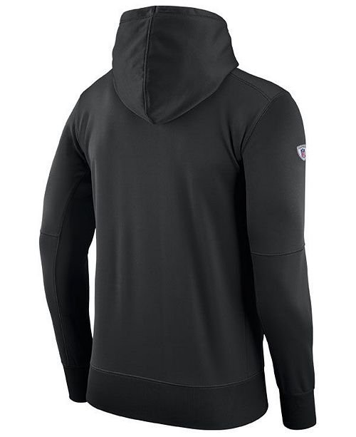 Nike Men's Pittsburgh Steelers Property Of Therma Hoodie Sports  for sale