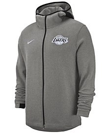 Nike Men's Los Angeles Lakers Dry Showtime Full-Zip Hoodie