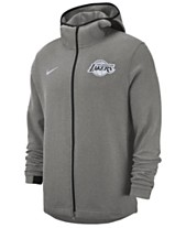 271938ec92a Nike Men s Los Angeles Lakers Dry Showtime Full-Zip Hoodie