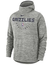 Nike Men's Memphis Grizzlies Spotlight Pullover Hoodie