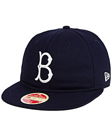 New Era Brooklyn Dodgers Heritage Retro Classic 59FIFTY FITTED Cap