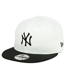 New Era New York Yankees Jersey Hook 9FIFTY Snapback Cap