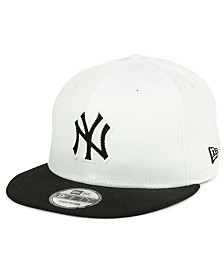 New Era New York Yankees Jersey Hook 9FIFTY Snapback Cap