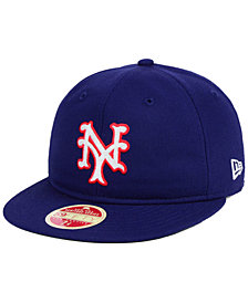 New Era New York Giants Heritage Retro Classic 59FIFTY FITTED Cap