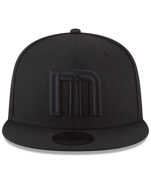 size 40 cec4a 36555 ... coupon code memphis grizzlies alpha triple black 59fifty fitted cap. be  the first to write