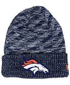 New Era Boys' Denver Broncos Touchdown Knit Hat