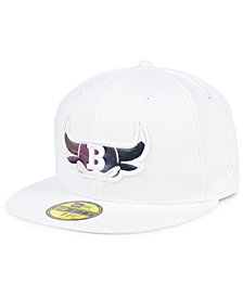 New Era Chicago Bulls Iridescent Combo 59FIFTY FITTED Cap