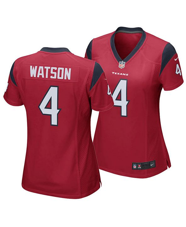 Nike Women's DeShaun Watson Houston Texans Game Jersey