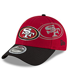 New Era Boys' San Francisco 49ers Side Flect 9FORTY Cap