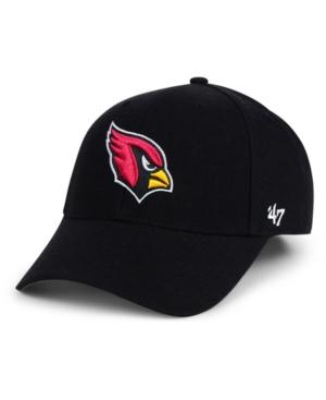 '47 Brand Arizona Cardinals Mvp Cap Men Activewear - Sports Fan Shop By Lids