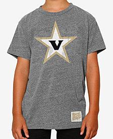 Retro Brand Vanderbilt Commodores Tri-Blend T-Shirt, Big Boys (8-20)