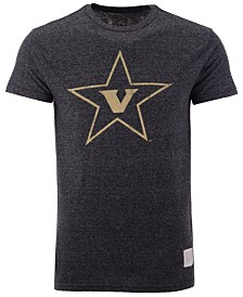 Retro Brand Men's Vanderbilt Commodores Mock Twist T-Shirt