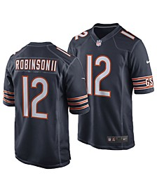 Men's Allen Robinson Chicago Bears Game Jersey