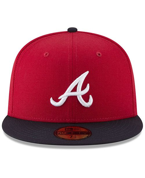 ... where can i buy new era atlanta braves batting practice wool flip  59fifty fitted cap sports 8db058c83388