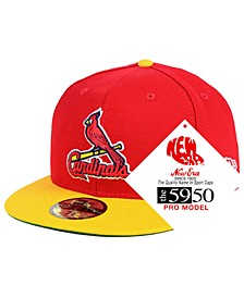 St. Louis Cardinals Retro Stock 59FIFTY FITTED Cap