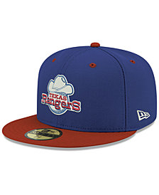 New Era Texas Rangers Retro Stock 59FIFTY FITTED Cap