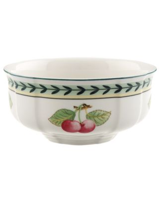 Dinnerware, French Garden Bowl