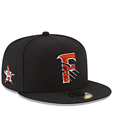 New Era Fresno Grizzlies MiLB x MLB 59FIFTY FITTED Cap