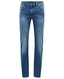 BOSS Men's Slim-Fit Stretch Denim Jeans