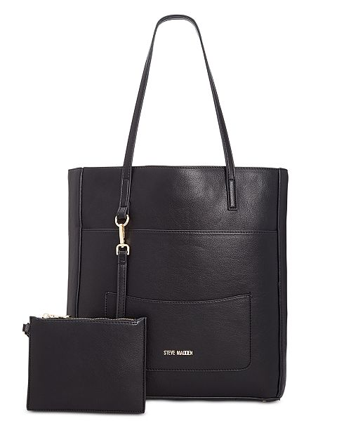 ea3168ec9c9 Steve Madden Kimmy Tote   Reviews - Handbags   Accessories ...