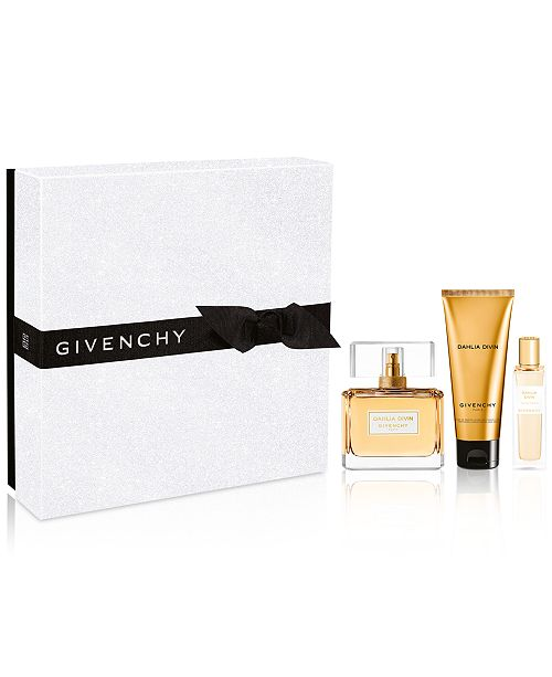 Givenchy 3 Pc Dahlia Divin Eau De Parfum Gift Set Reviews All