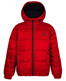 Little Boys Hooded Puffer Jacket