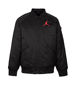 Jordan Big Boys Jumpman Logo Jacket