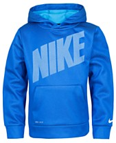 5976b6e6bd79 Nike Toddler Boys Therma-FIT Mesh Pullover Hoodie