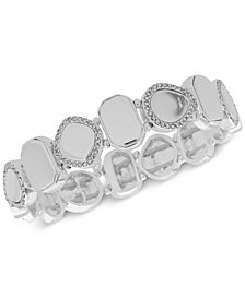 Nine West Pavé Stretch Bracelet