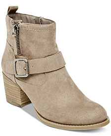 Madden Girl Fibi Engineer Booties