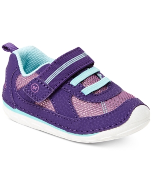 Image of Stride Rite Baby & Toddler Girls Jamie Soft Motion Sneakers