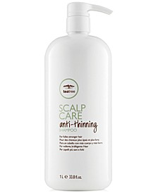 Scalp Care Anti-Thinning Shampoo, 33.8-oz., from PUREBEAUTY Salon & Spa