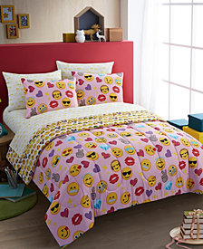 Emoji Bling Bed In A Bag, Full