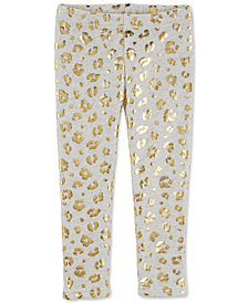 Carter's Baby Girls Cheetah-Print Leggings