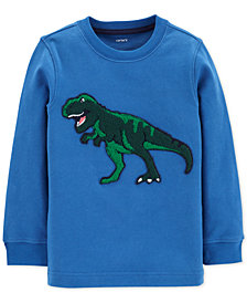 Carter's Baby Boys Dinosaur Graphic Cotton T-Shirt
